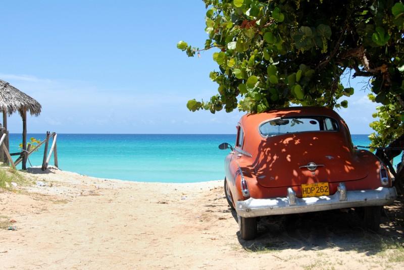 Stranden Cuba