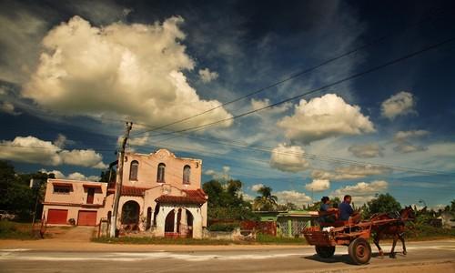 Weer op Cuba