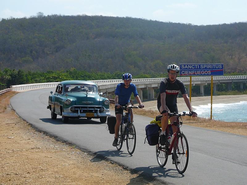 Fietsvakantie Cuba