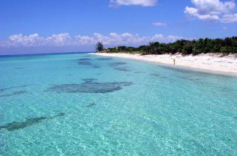 Isla de la Juventud strand