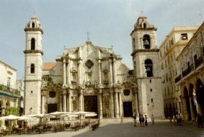 Plaza de Armas Cuba