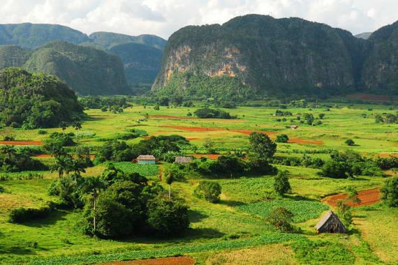Sierra del Rosario Cuba