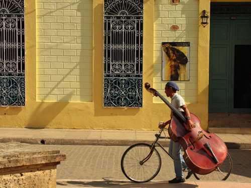 fietsen Cuba